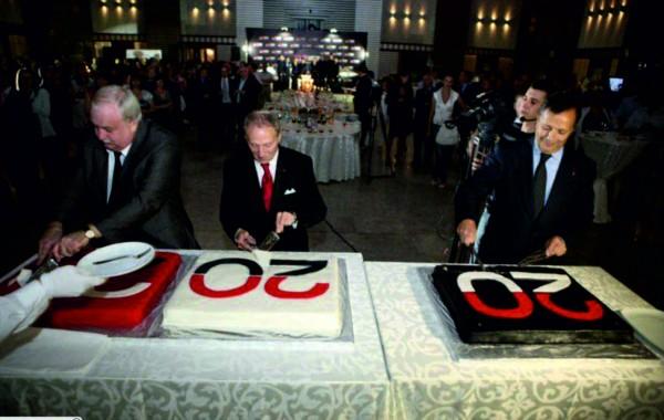MobiasBancă – Groupe Société Générale a sărbătorit 20 de ani de activitate cu clienţii săi