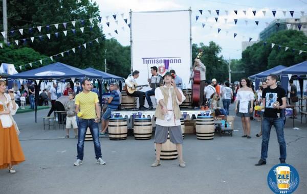 Lansarea berii Timişoreana în Moldova