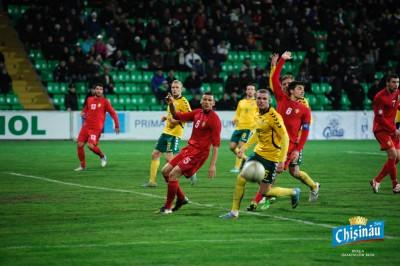 Împreună cu Naţionala, scriem istoria fotbalului moldovenesc