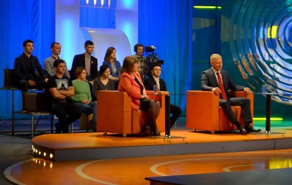 """Reforma Justiției, prezentată în cadrul emisiunii """"Bună Seara"""" de la Moldova 1"""