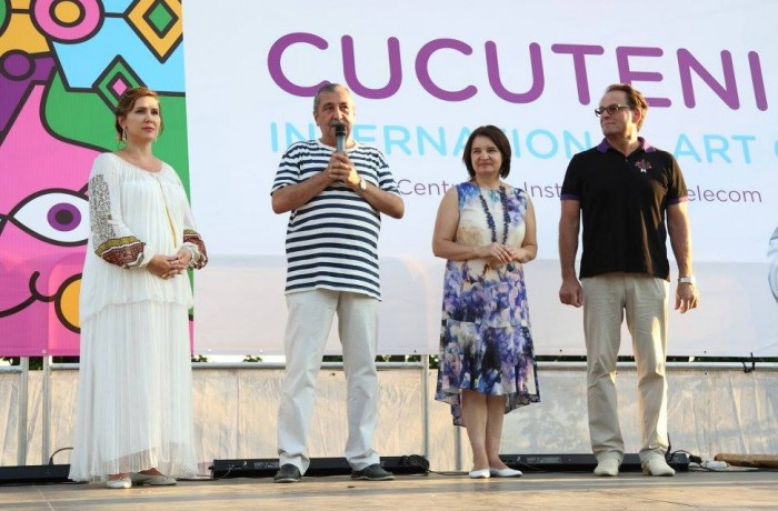 Festivalul Cucuteni International Art Camp 2015 s-a desfășurat cu succes