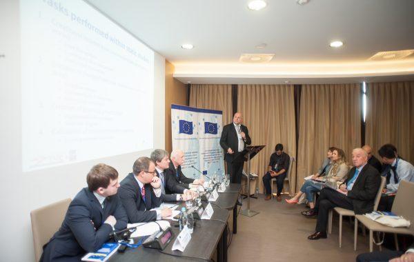 La Chişinău a fost prezentat studiul de fezabilitate în vederea conexiunii sincrone a sistemelor energetice ale Ucrainei și Moldovei la Sistemul ENTSO-E