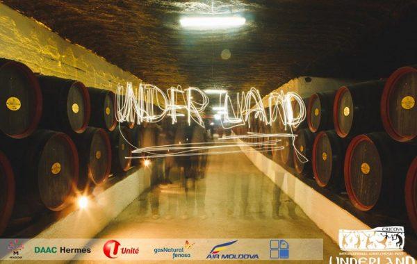 Underland Wine & Music Fest 2017