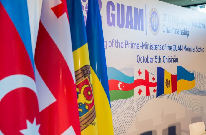 Reuniunea șefilor de guverne ai statelor membre GUAM