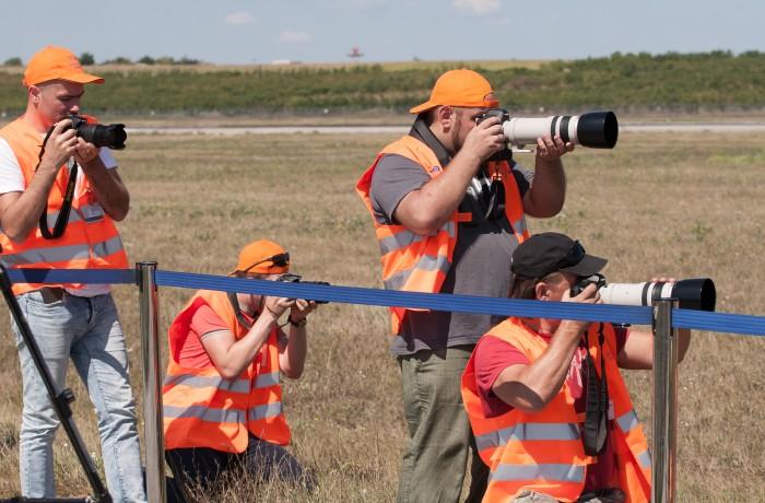 Expoziție de fotografii pe Aeroportul Internațional Chișinău