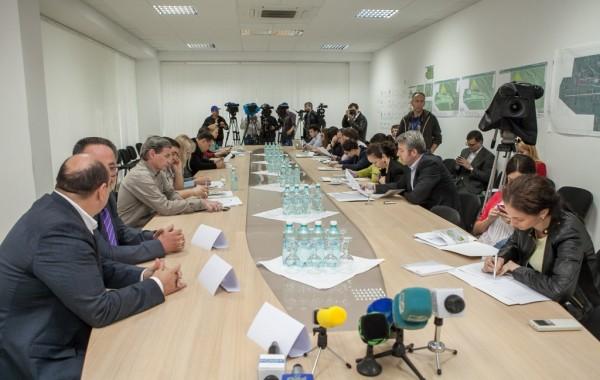 Avia Invest a demarat lucrările de construcție la parcarea multietajată a Aeroportului Internațional Chișinău