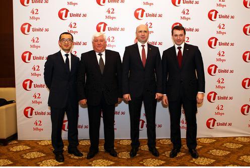 Brandul Unite 3G a lansat noua tehnologie HSPA + 42 Mbps