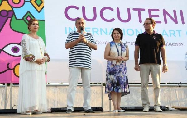 Festivalul Cucuteni International Art Camp 2015 s-a desfășurat cu succes